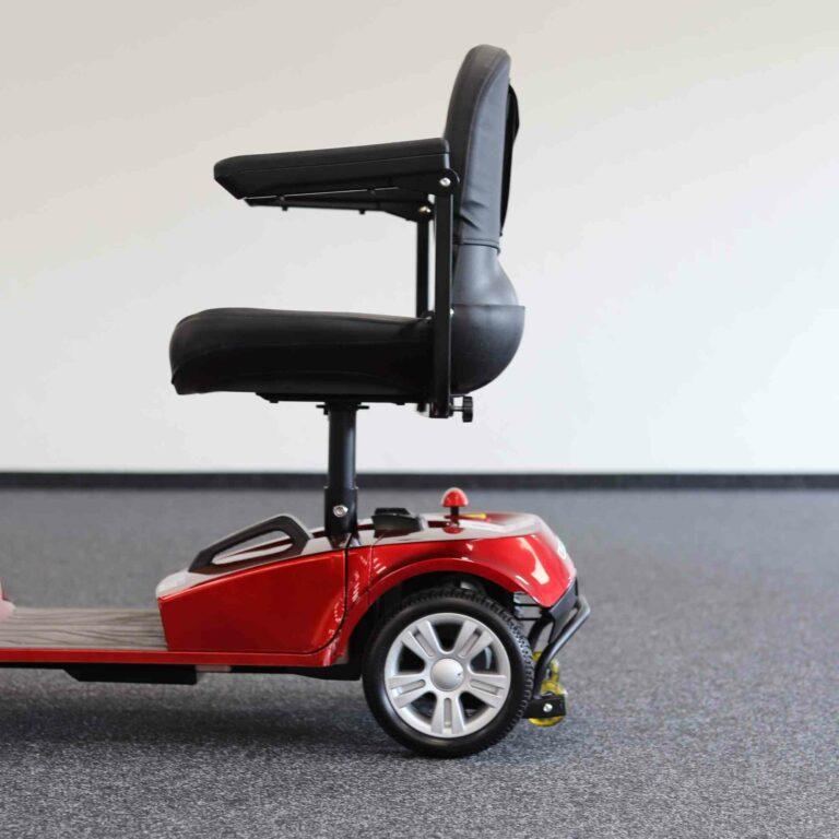 kleines Elektromobil für Senioren: Der Sitz
