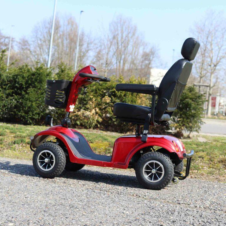 Seniorenmobil - Abbildung von der Seite