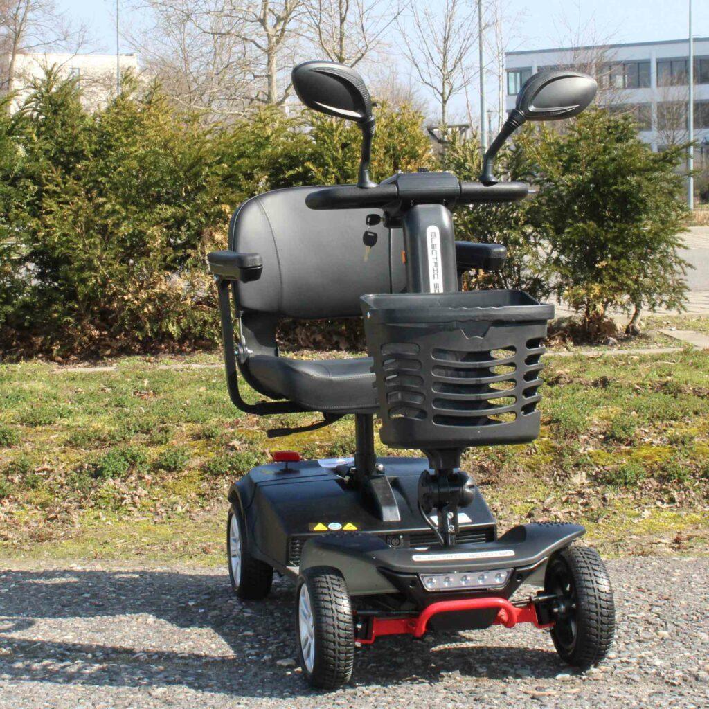 Seniorenmobil - Abbildung von Vorne